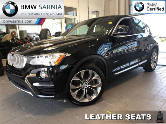 2018 BMW X4 xDrive28i Sports Activity Coupe (Stk: XU287) in Sarnia - Image 1 of 15