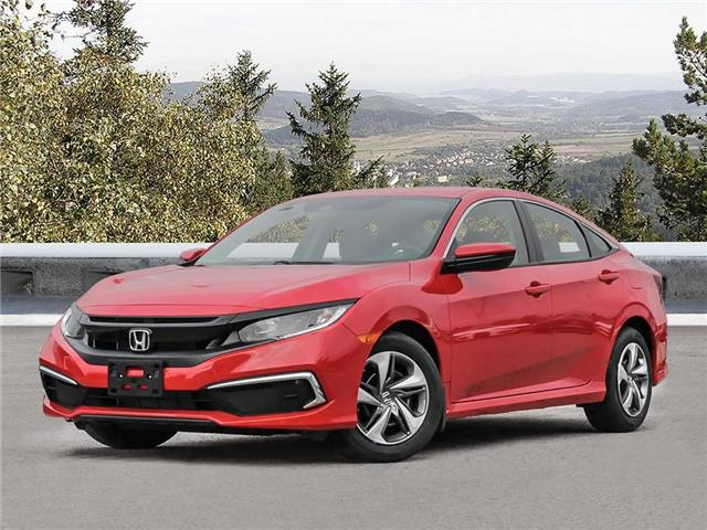 2020 Honda Civic LX (Stk: 20483) in Milton - Image 1 of 23
