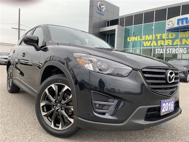 2016 Mazda CX-5 GT (Stk: UM2403) in Chatham - Image 1 of 23