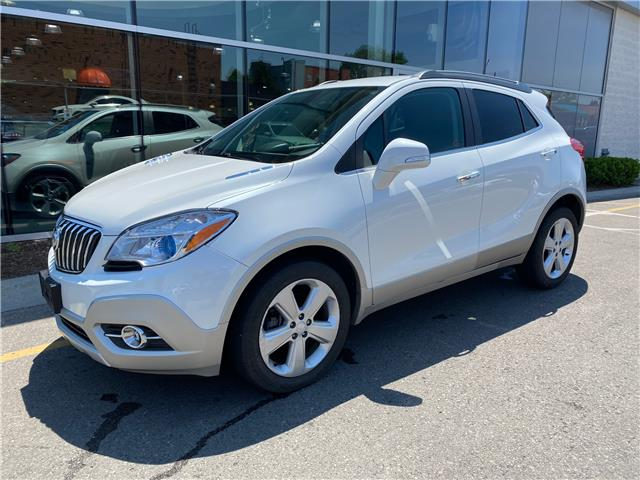 2015 Buick Encore Convenience (Stk: 121782) in London - Image 1 of 1