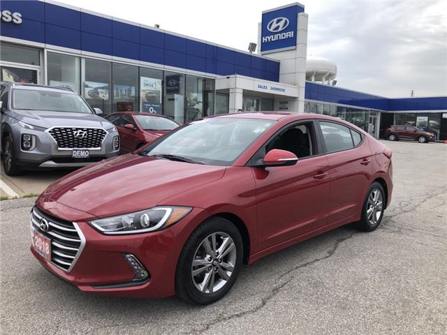 2018 Hyundai Elantra GL (Stk: 11640P) in Scarborough - Image 1 of 18
