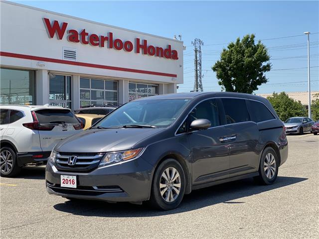 2016 Honda Odyssey EX-L (Stk: U7117) in Waterloo - Image 1 of 3