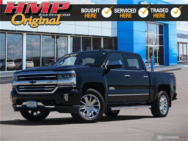 2018 Chevrolet Silverado 1500 High Country (Stk: 82559) in Exeter - Image 1 of 27