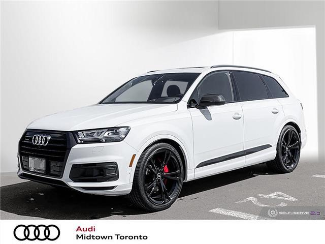 2019 Audi Q7 55 Technik (Stk: P7914) in Toronto - Image 1 of 23