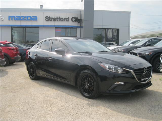2015 Mazda Mazda3 GS (Stk: 20064A) in Stratford - Image 1 of 21