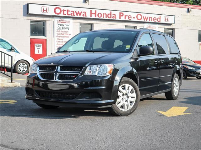 2017 Dodge Grand Caravan CVP/SXT (Stk: 333941) in Ottawa - Image 1 of 26