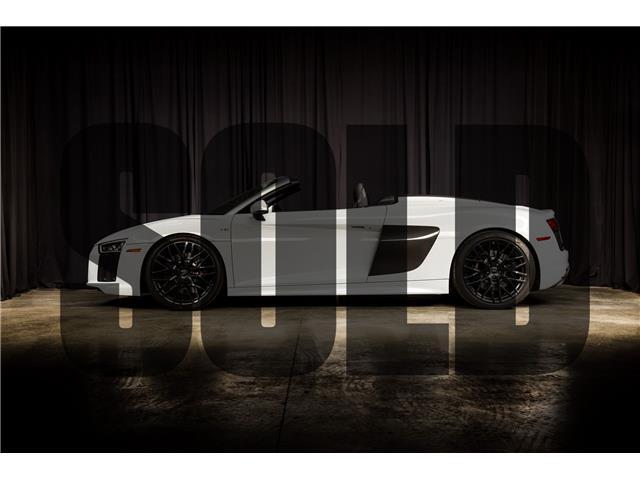 2017 Audi R8 Spyder (Stk: VU0477) in Calgary - Image 1 of 19
