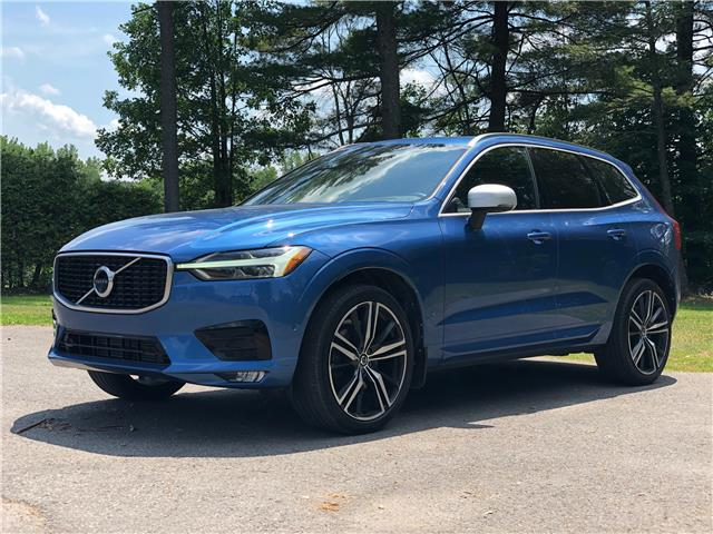 2018 Volvo XC60 T6 R-Design (Stk: ) in Rockland - Image 1 of 28