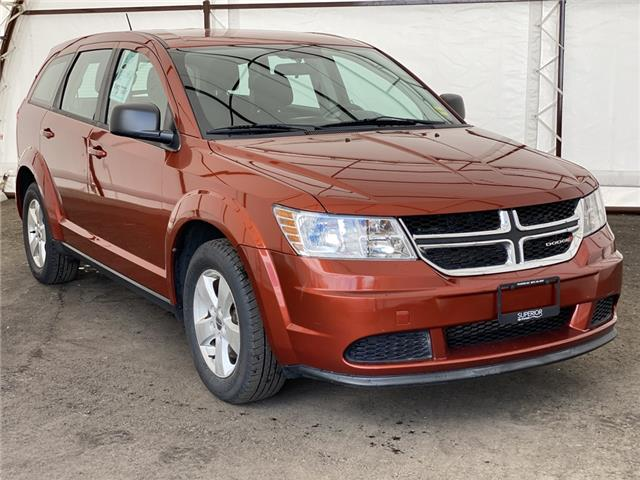 2014 Dodge Journey CVP/SE Plus (Stk: 16661AZ) in Thunder Bay - Image 1 of 16