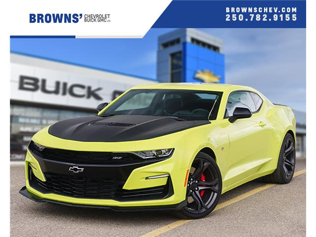 2019 Chevrolet Camaro 1SS (Stk: T20-1310A) in Dawson Creek - Image 1 of 13