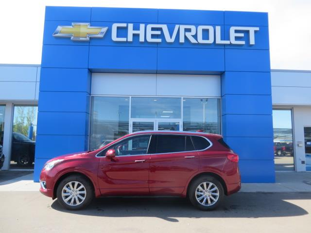 2020 Buick Envision Essence (Stk: 20113) in STETTLER - Image 1 of 19