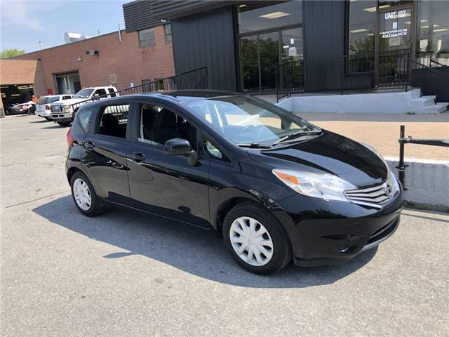 2014 Nissan Versa Note 1.6 SV (Stk: ) in Ottawa - Image 1 of 9