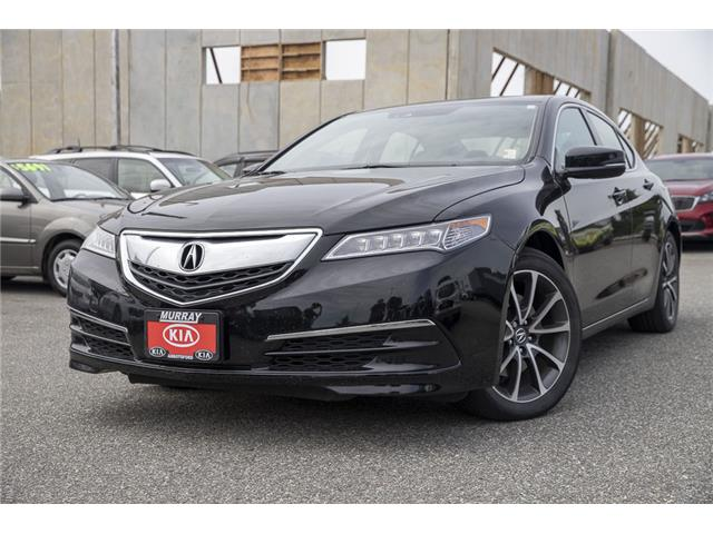 2015 Acura TLX Tech (Stk: SP08627A) in Abbotsford - Image 1 of 23