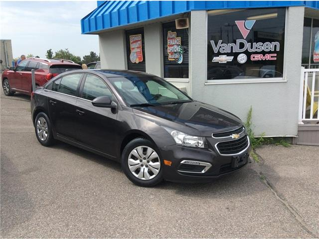2015 Chevrolet Cruze 4dr Sdn 1LT (Stk: 195086A) in Ajax - Image 1 of 22