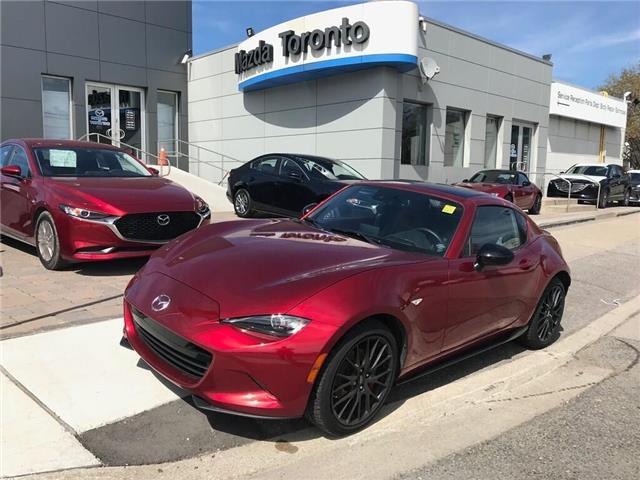 2019 Mazda MX-5 RF GT (Stk: DEMO82608) in Toronto - Image 1 of 20