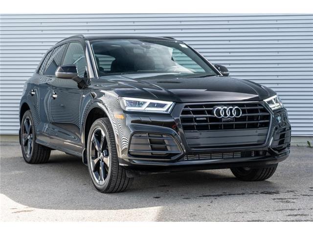 2020 Audi Q5 45 Technik (Stk: N5461) in Calgary - Image 1 of 16