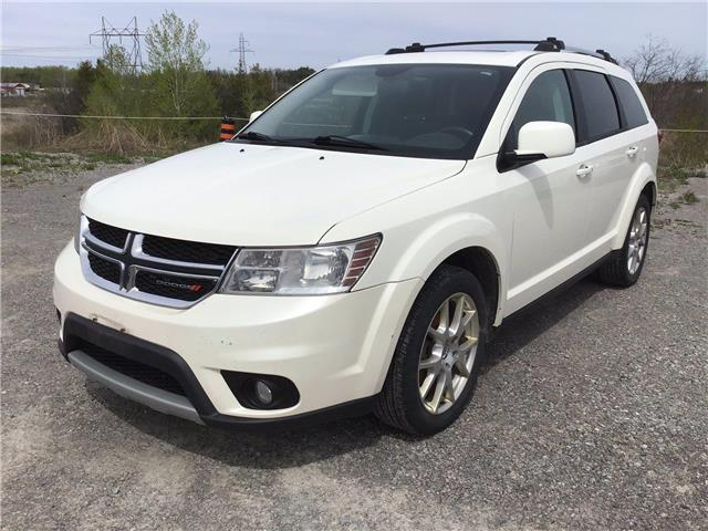 2014 Dodge Journey SXT (Stk: H12474A) in Peterborough - Image 1 of 12