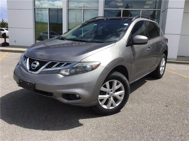 2011 Nissan Murano SL (Stk: HP0150A) in Peterborough - Image 1 of 29
