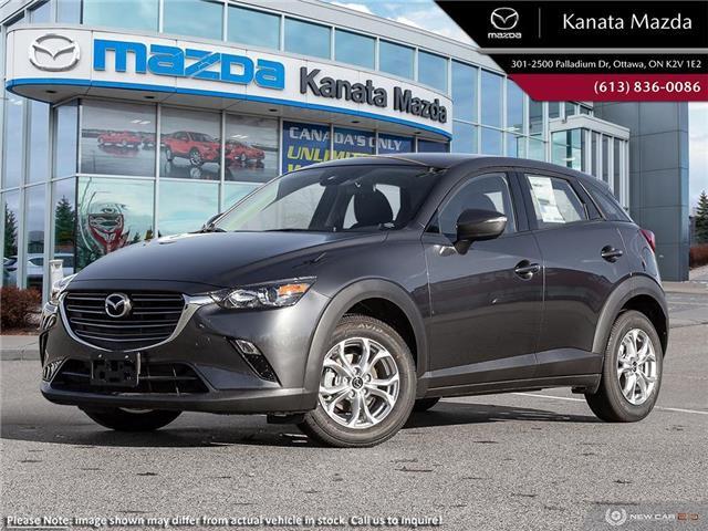 2020 Mazda CX-3 GS (Stk: 11557) in Ottawa - Image 1 of 23