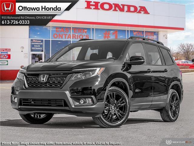 2020 Honda Passport Sport (Stk: 336170) in Ottawa - Image 1 of 23
