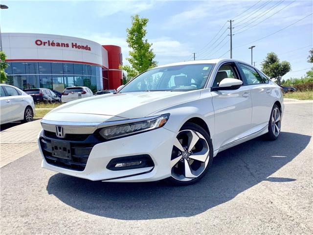 2019 Honda Accord Touring 1.5T (Stk: 200118A) in Orléans - Image 1 of 23