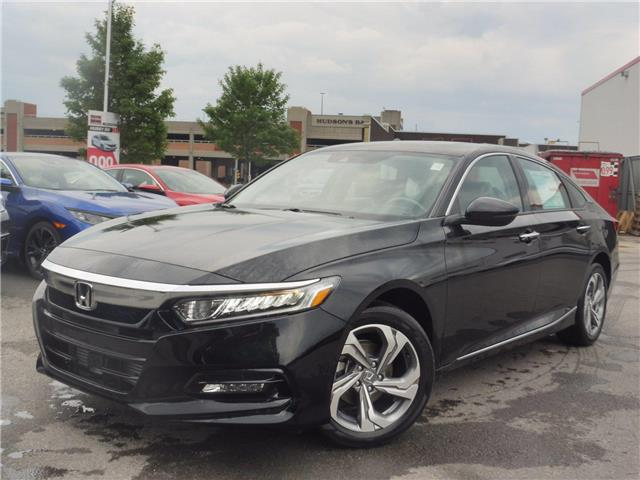 2020 Honda Accord EX-L 1.5T (Stk: 20-0455) in Ottawa - Image 1 of 21