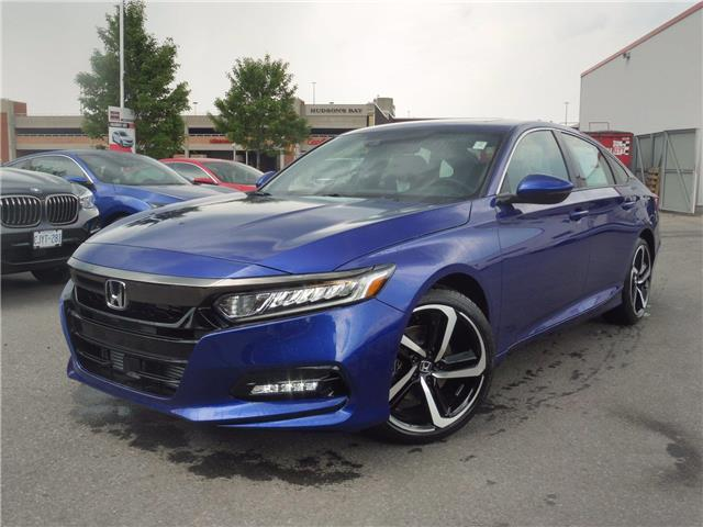 2020 Honda Accord Sport 1.5T (Stk: 20-0453) in Ottawa - Image 1 of 24