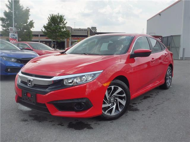 2017 Honda Civic EX (Stk: P5000) in Ottawa - Image 1 of 26