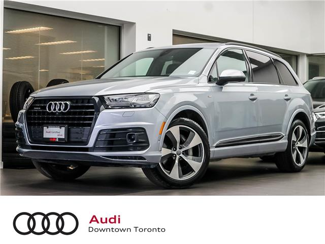 2019 Audi Q7 55 Technik (Stk: 190179) in Toronto - Image 1 of 30