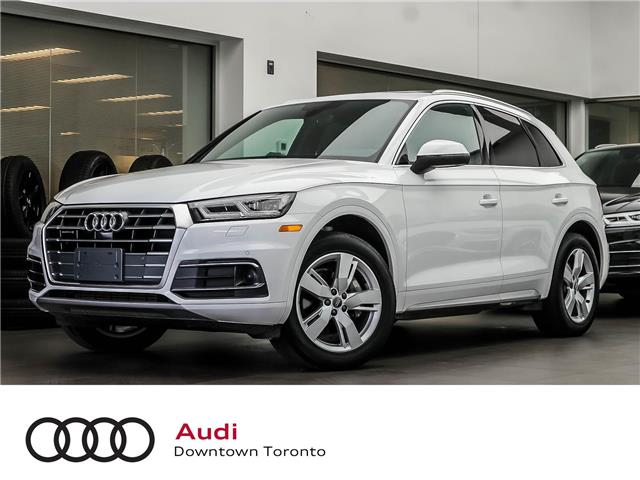 2018 Audi Q5 2.0T Technik (Stk: P3760) in Toronto - Image 1 of 29