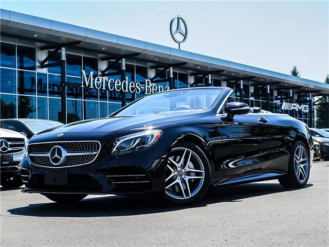 2018 Mercedes-Benz S-Class Base (Stk: 38652D) in Kitchener - Image 1 of 24