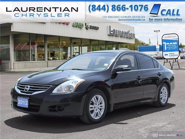 2012 Nissan Altima 2.5 S (Stk: 20163A) in Sudbury - Image 1 of 24