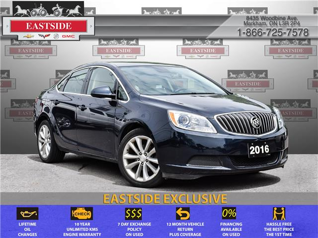2016 Buick Verano Base (Stk: 126901B) in Markham - Image 1 of 8