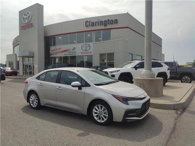 2020 Toyota Corolla SE (Stk: 20104) in Bowmanville - Image 1 of 15