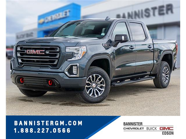 2020 GMC Sierra 1500 AT4 (Stk: 20-154) in Edson - Image 1 of 18