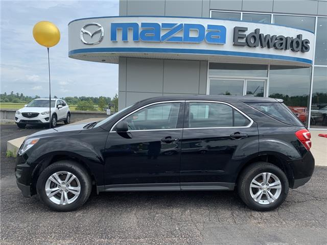 2017 Chevrolet Equinox LS (Stk: 22249) in Pembroke - Image 1 of 10