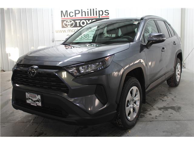 2020 Toyota RAV4 LE (Stk: W117601) in Winnipeg - Image 1 of 21