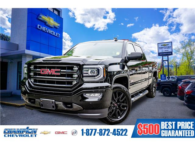 2018 GMC Sierra 1500 SLT (Stk: 20-17A) in Trail - Image 1 of 30