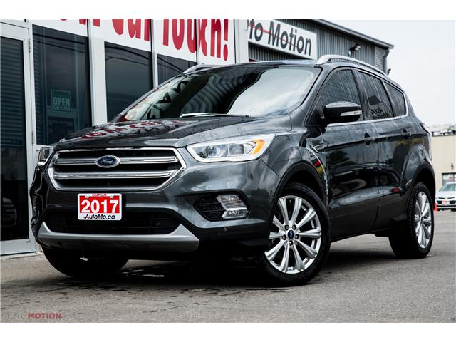 2017 Ford Escape Titanium (Stk: 20376) in Chatham - Image 1 of 27