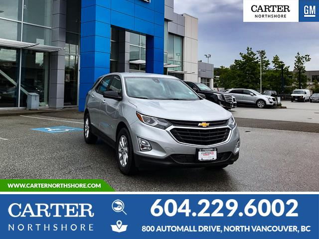 2020 Chevrolet Equinox LS (Stk: E0723T) in North Vancouver - Image 1 of 13