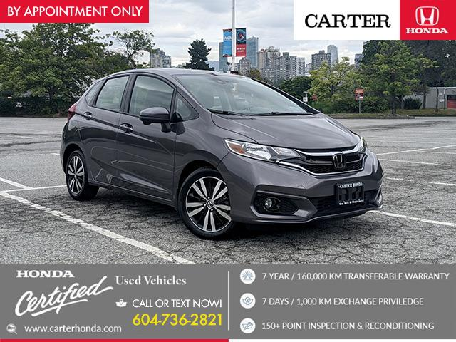 2018 Honda Fit EX (Stk: B15300) in Vancouver - Image 1 of 26