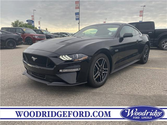 2020 Ford Mustang GT (Stk: L-229) in Calgary - Image 1 of 5
