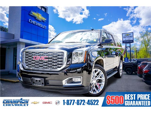 2018 GMC Yukon XL Denali (Stk: 20-99A) in Trail - Image 1 of 29