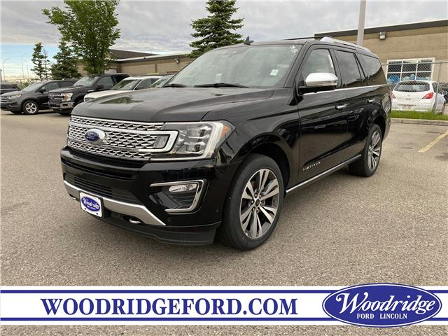 2020 Ford Expedition Platinum (Stk: L-501) in Calgary - Image 1 of 7