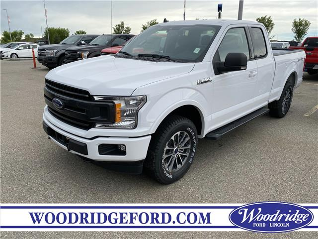2020 Ford F-150 XLT (Stk: L-509) in Calgary - Image 1 of 5