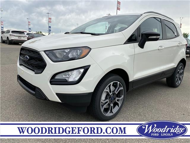 2020 Ford EcoSport SES (Stk: L-533) in Calgary - Image 1 of 6