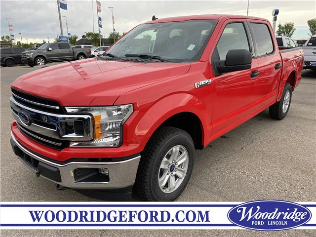 2020 Ford F-150 XLT (Stk: L-932) in Calgary - Image 1 of 5