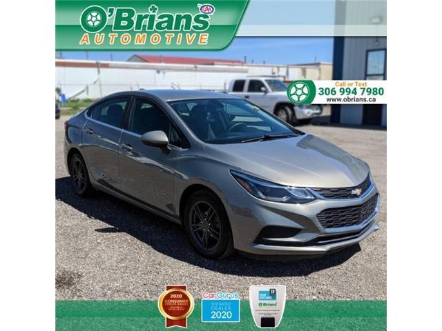 2017 Chevrolet Cruze LT Auto 3G1BE5SM7HS540028 13532A in Saskatoon