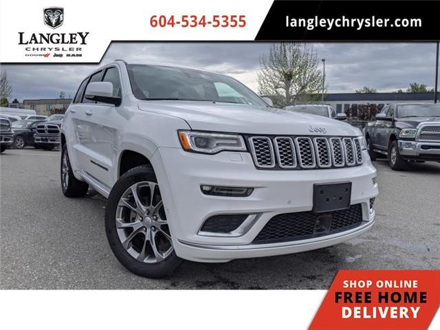 2019 Jeep Grand Cherokee Summit (Stk: LC0294) in Surrey - Image 1 of 19