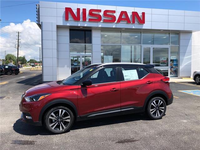 2020 Nissan Kicks SR (Stk: 20136) in Sarnia - Image 1 of 15